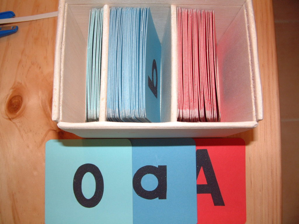 L1 Sandpaper letters & numbers