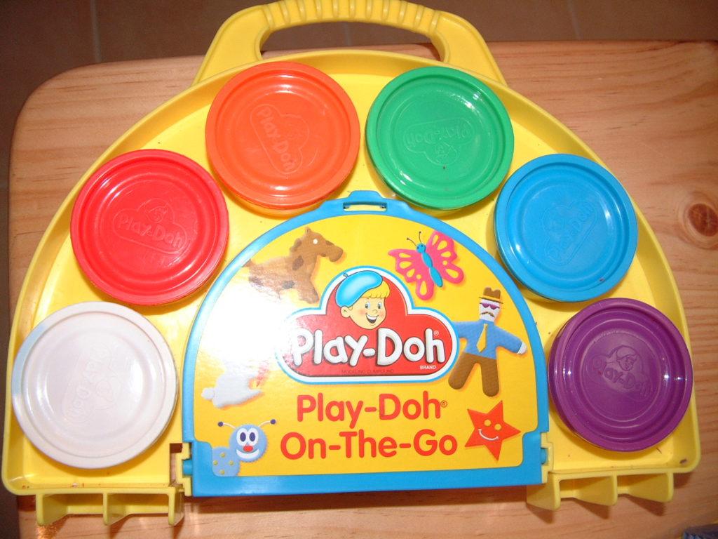 P26 Play-doh