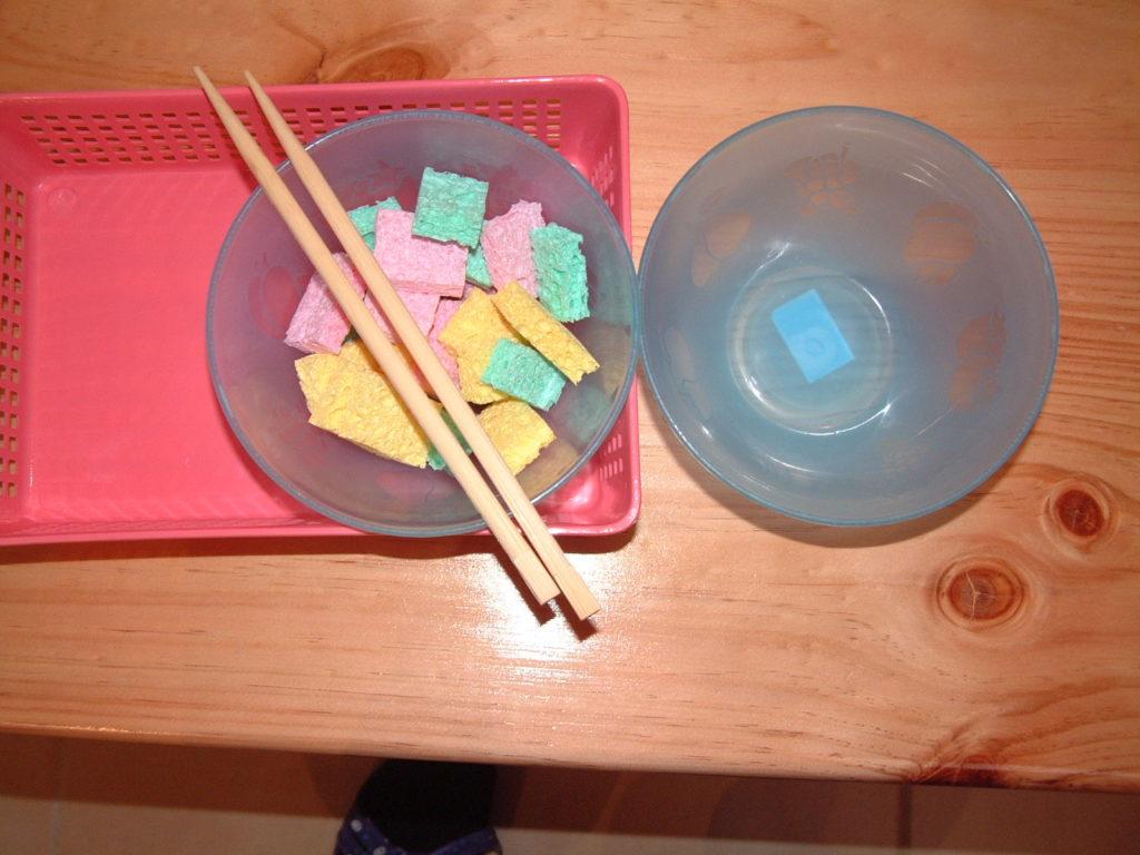 P28 Transferring using Chopsticks