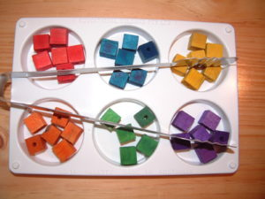 P5 Clamping cubes