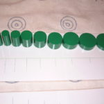 S34 Knobless Cylinder (Green) Extension