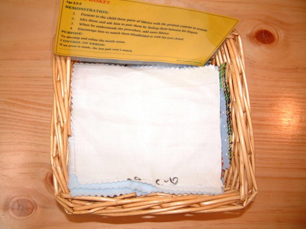 S6 Fabric Basket