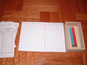 M30 Addition Strip Board