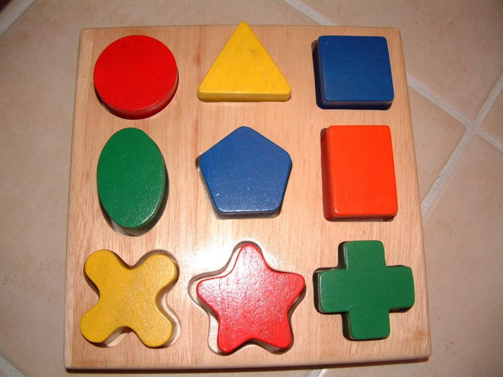 P13 Puzzle (Shapes)