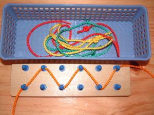P33 Stringing Board