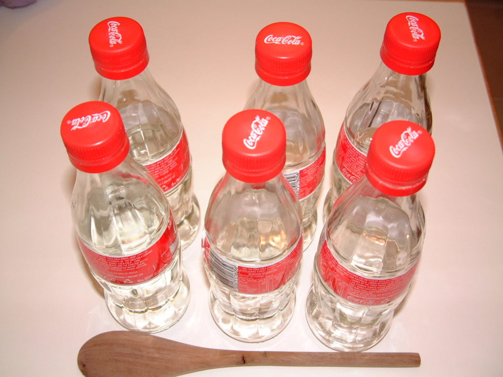 P47 Sound bottles