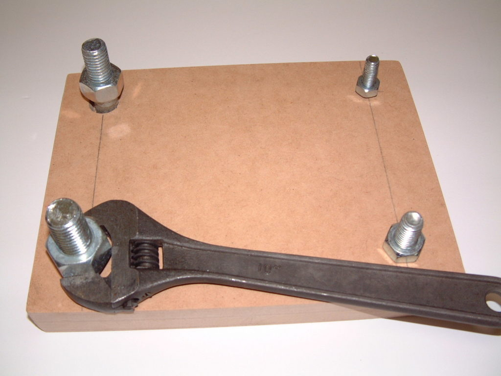 P55 Nuts & Bolts board