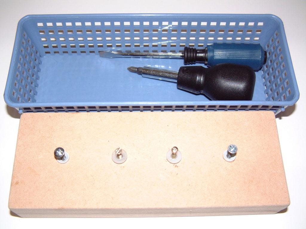 P56 Screws board