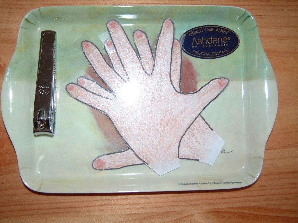 P58 Finger Nailing