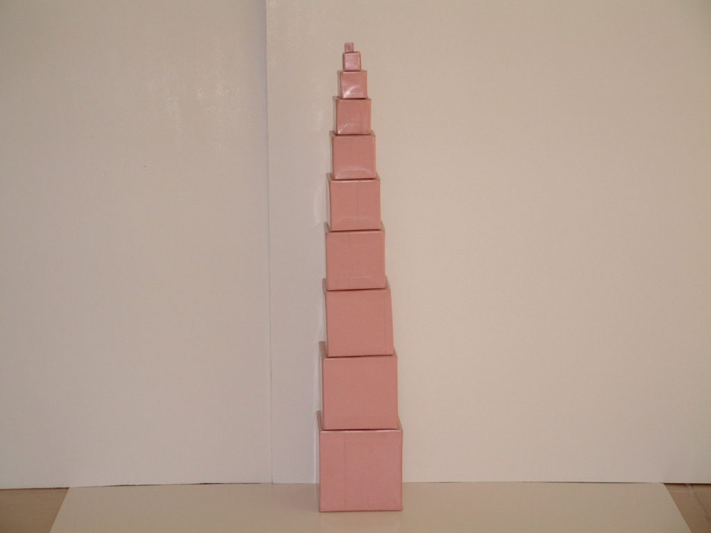 S19 Pink Tower