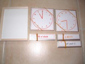 SC12 Clock cards
