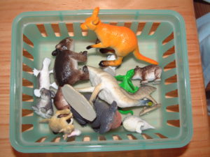 SC3 Australian Animals